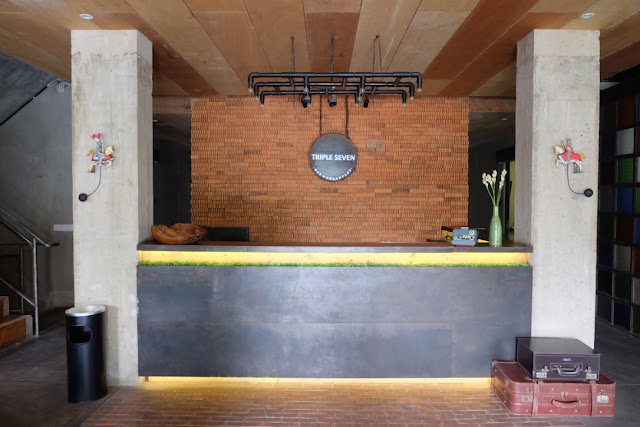 Industrial Bed & Breakfast Review (Bandung)