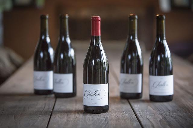 Challen Wine Bottles