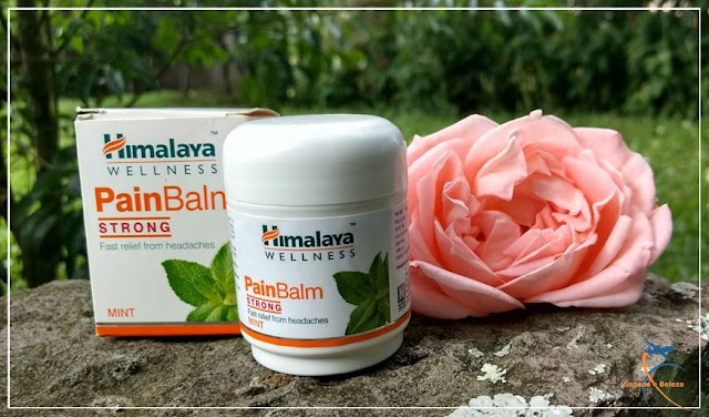 Pain Balm Strong,  Himalaya.