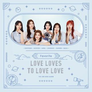 FAVORITE - Love Loves To Love Love Albümü