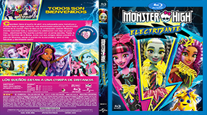 Monster High Electrified - Electrizante - BLURAY