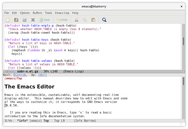 Emacs - 10 Free Text Editors That You Can Use For Programming!