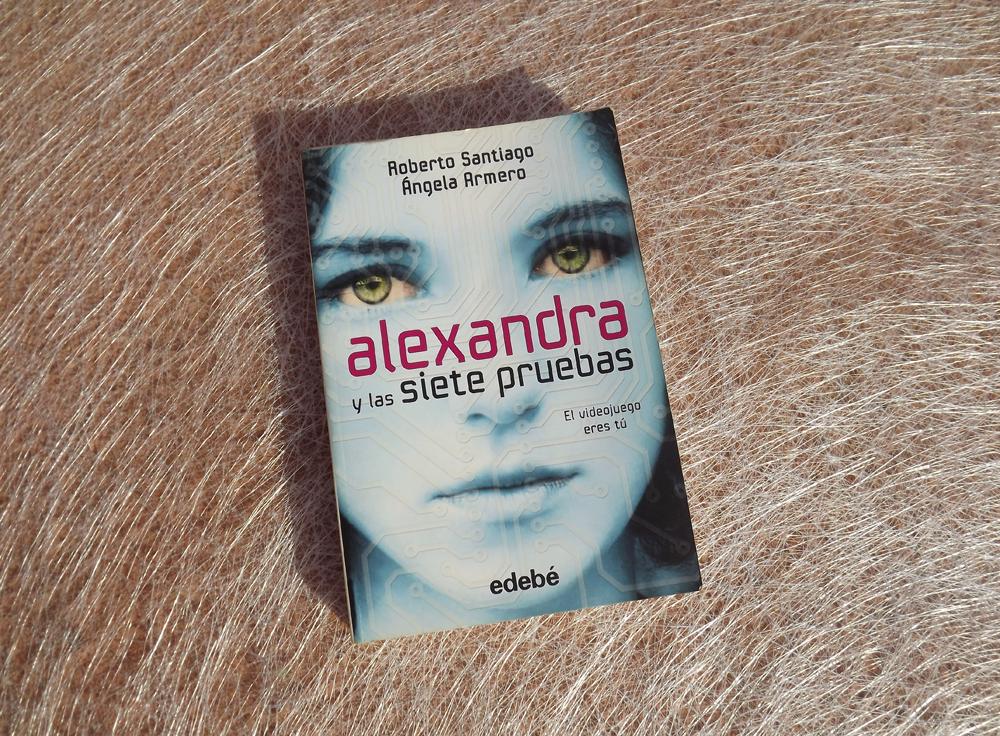 Reseña | Alexandra y las siete pruebas by Roberto Santiago & Ángela Armero