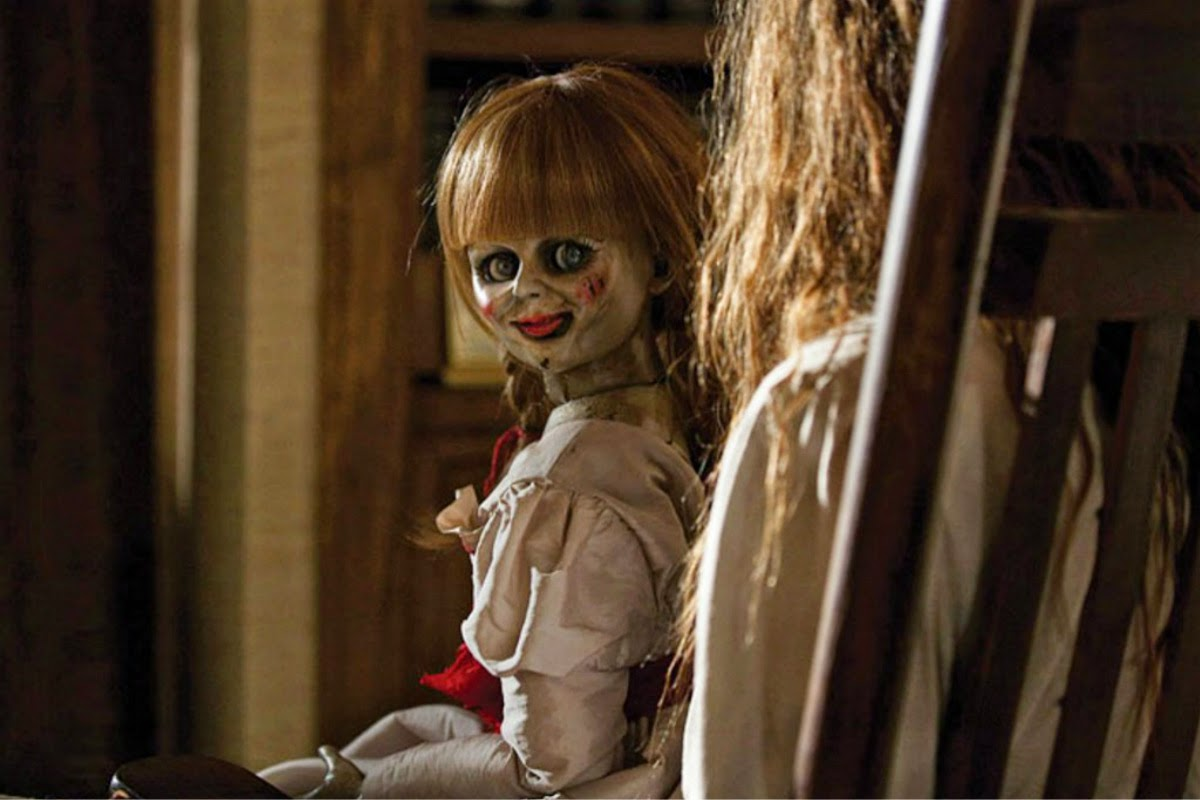 Read the story of scary doll annabelle and her turning into scary doll from a normal one.