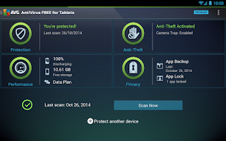 Download AntiVirus Security - FREE for Android