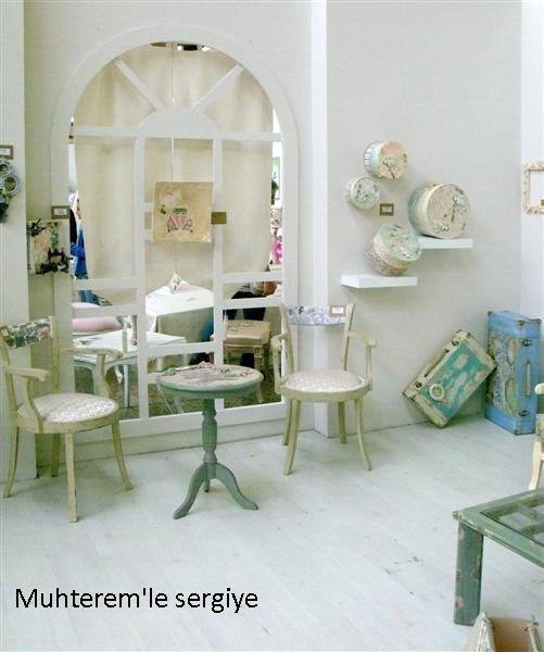 decorative wood painting