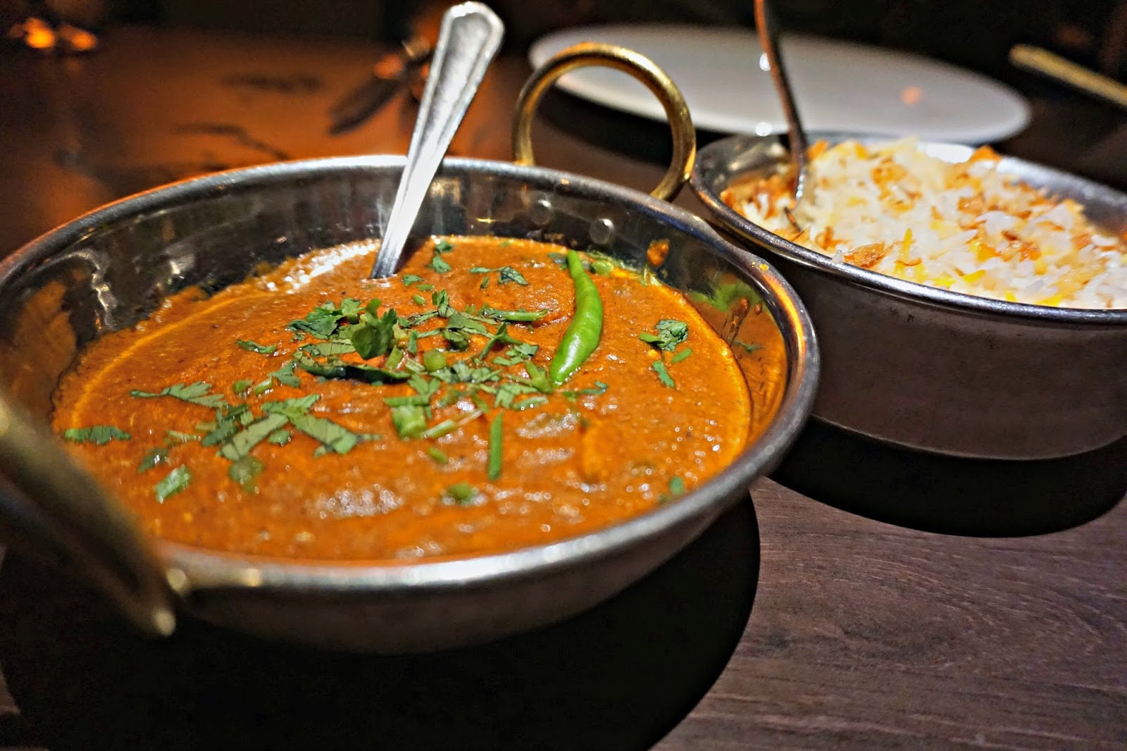 Itihaas Indian Restaurant Birmingham Food Review Fleet Street