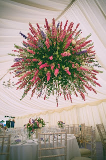 Wedding Florists Essex, pink flowers
