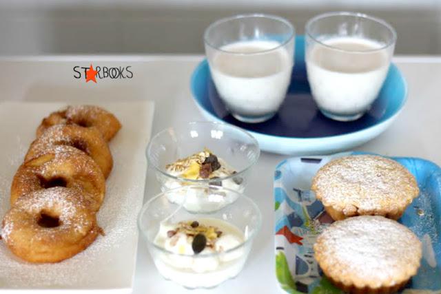 Quattro ricette per una colazione!