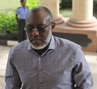 Olisa Metuh Vomits in Court, Trial Stopped