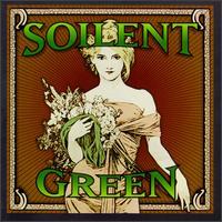 SOILENT GREEN - A string of lies MCD. 1998. Grindcore stoner