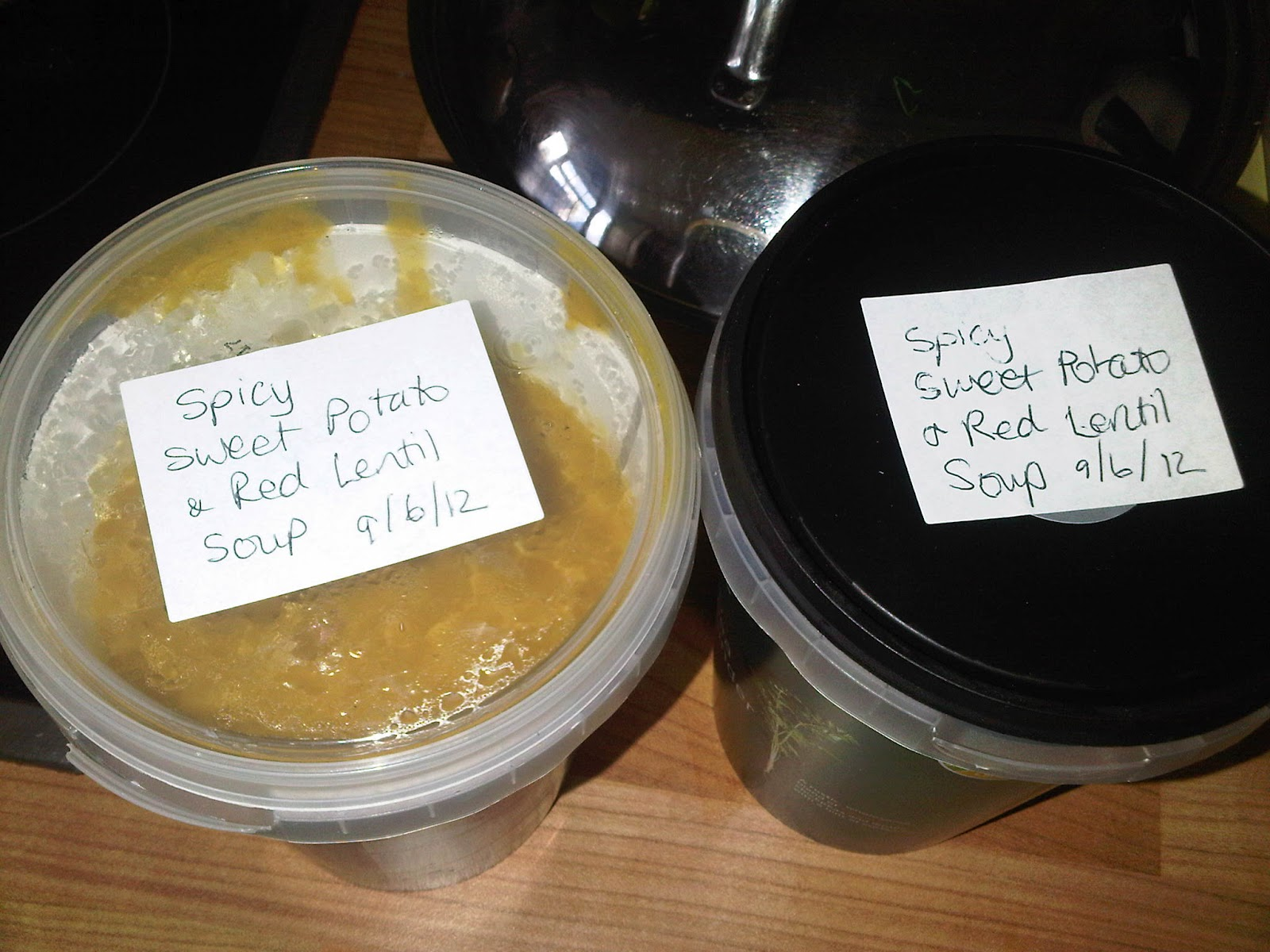 Kemps Kronicles Curried Sweet Potato And Red Lentil Soup