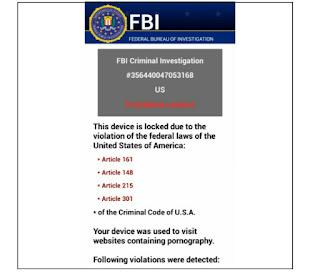 Bahaya malware ransomware