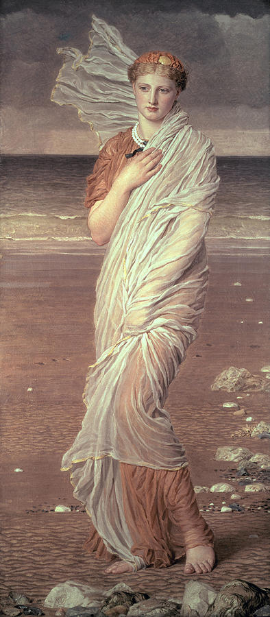 The Kissed Mouth Review Albert Moore Of Beauty And