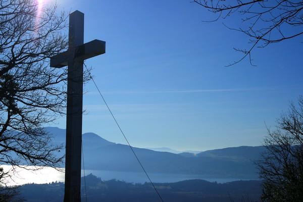 savoie randonnée chindrieux rochetaillée croix beauvoir lac bourget