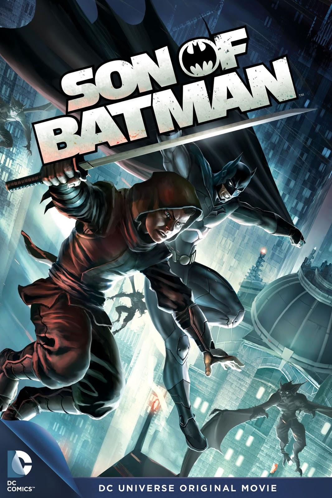 """El Blog de Batman: Reseña: """"Son of Batman"""""""