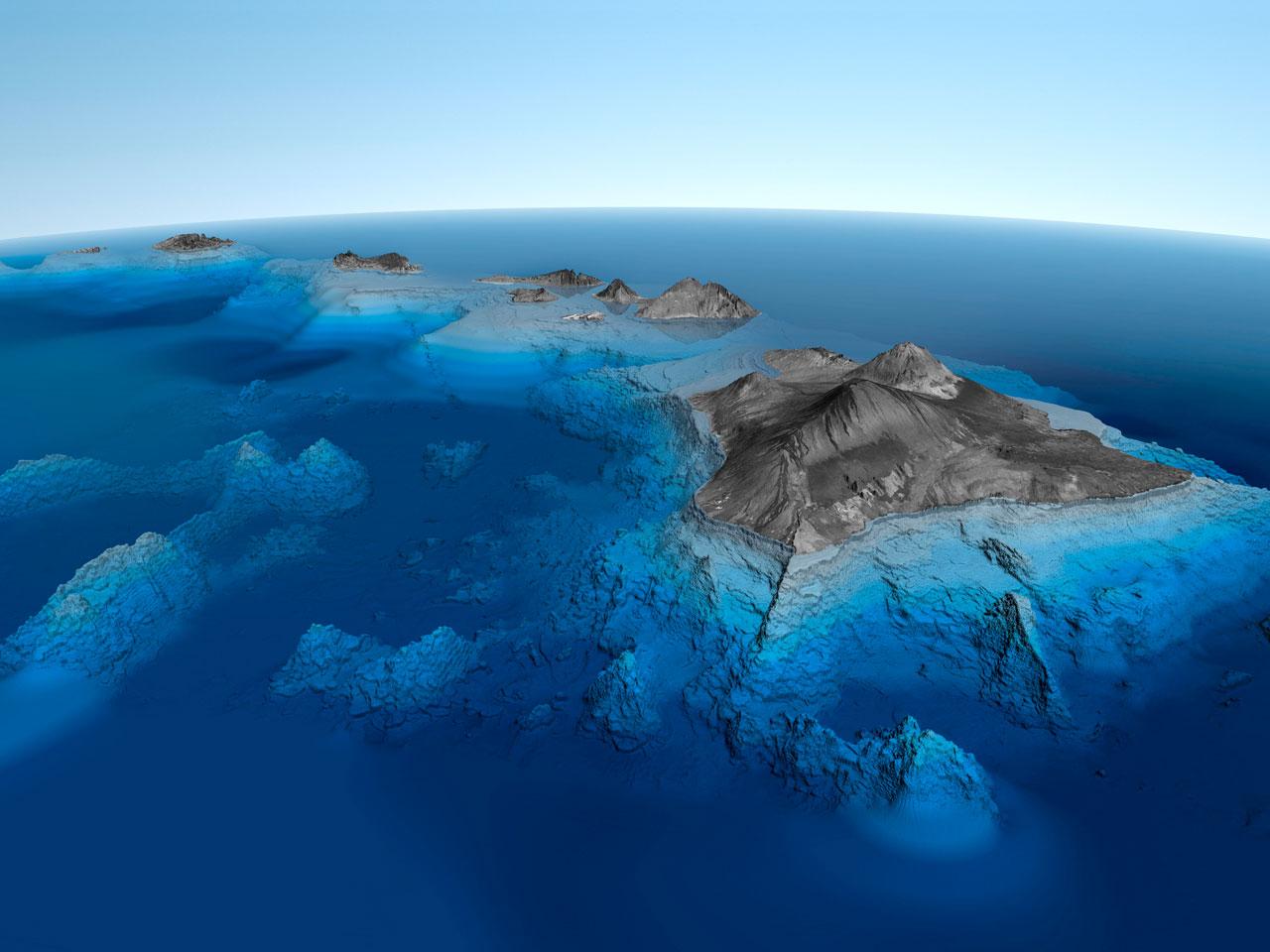 Hawaii Volcanoes: The Hawaiian Islands (and How the ...