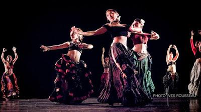 Cours, Danse, Tribal, Fusion, Tribale, ATS, Rennes, Elaïs, Livingston,