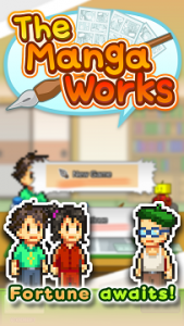 The Manga Works MOD APK 1.1.0