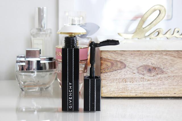 mascara, Givenchy, Givenchy mascara, new mascara, review, makeup, makeup review, Sephora, canadian blogger