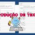 Atividades de escrita espontânea-produção de texto