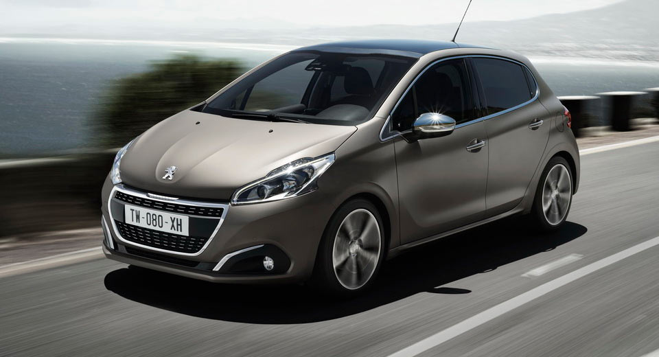 next peugeot 208 to be offered in pure ev version as well in 2019. Black Bedroom Furniture Sets. Home Design Ideas