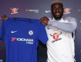 Chelsea Resmi Transfer Tiemoue Bakayoko dari AS Monaco