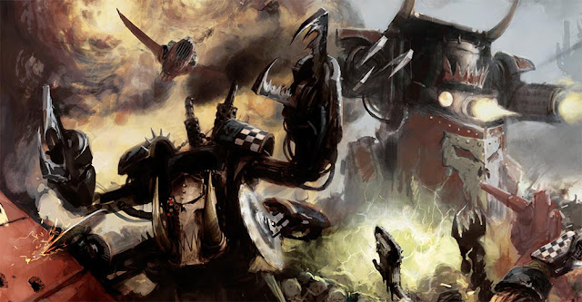 Vehículos Warhammer 40.000