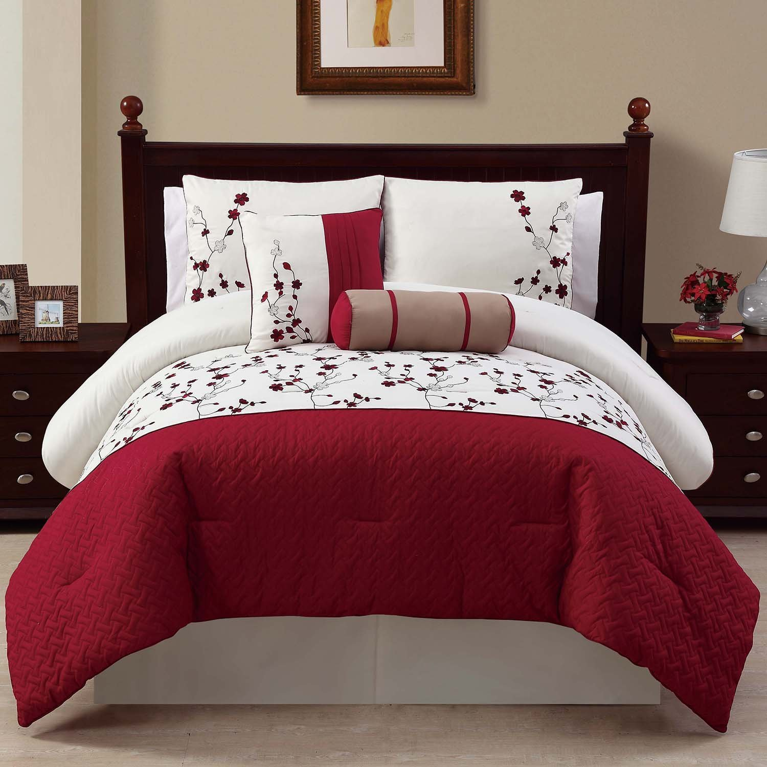 Asian Inspired Comforters, Duvet Covers & Bedding