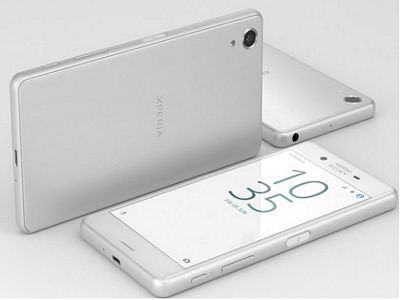 sony xperia x performance specs