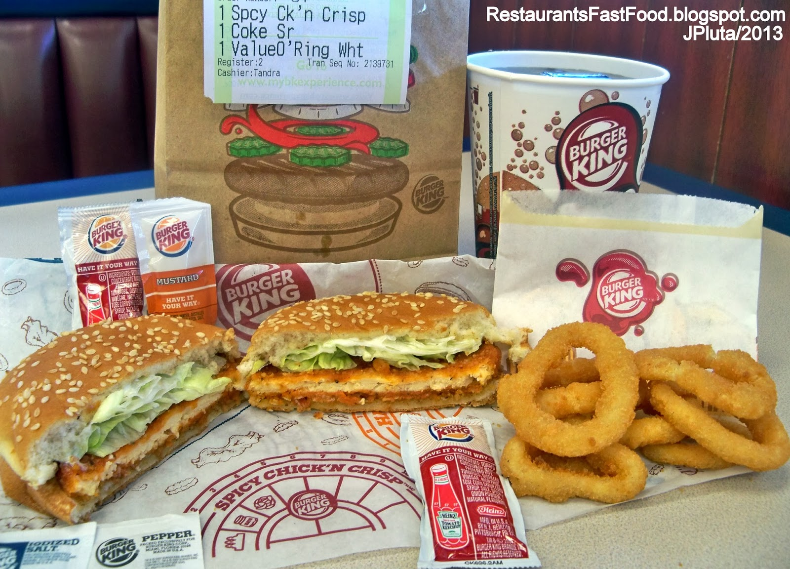 Best Spicy Fast Food Items