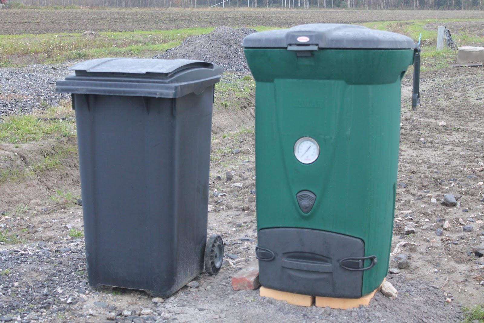 Kompostin Käyttö