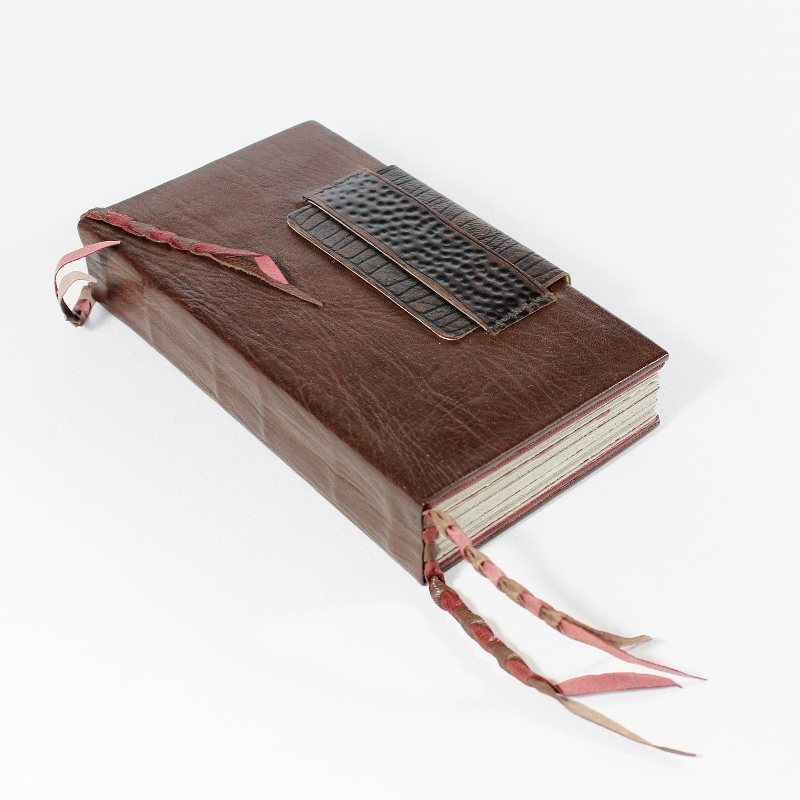 How did i become a bookbinder part 2 paperiaarre coptic binding with double leather covers and ethiopian headbands kaija rantakari paperiaarre solutioingenieria Gallery