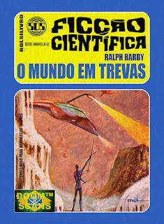 bolsilivro sos ficção científica cedibra série amarela ralph barby mundo trevas