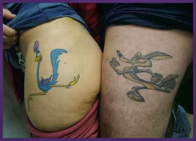 Tatuagens Para Namorados Fazerem Blog De Roupas Da Moda