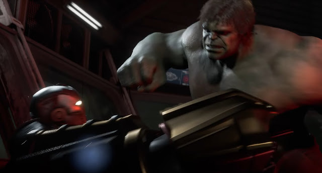 marvel's avengers war table AIM soldiers robots news update, online co-op gameplay missions, release date, character selection skins, teaser
