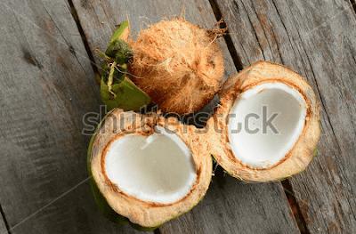 manfaat daging buah kelapa untuk kesehatan