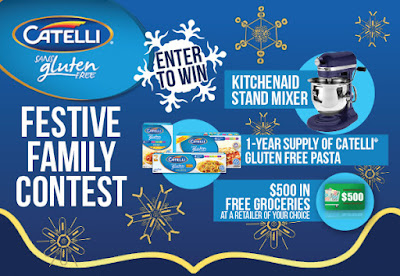 Catelli Festive Family Holiday Contest