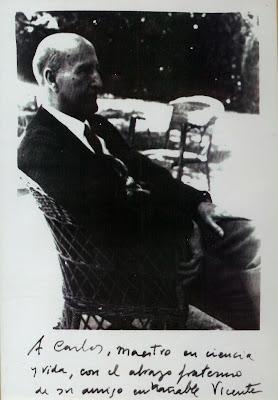 Vicente Aleixandre, Amor y poesía, Ancile
