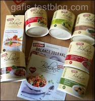 Die GEFRO Balance Produkte