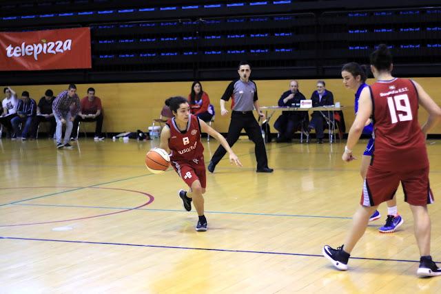 Baloncesto | Un Ausarta Barakaldo EST segundo recibe al líder en un domingo de carnaval