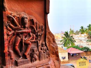 दक्षिण भारत यात्रा: बादामी भ्रमण