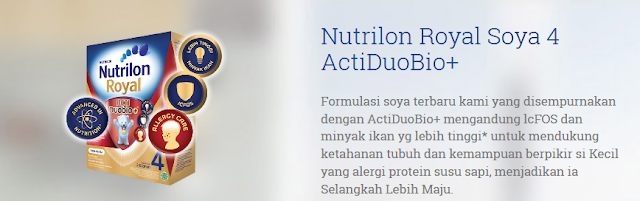 Nutrilon Royal 4 Soya