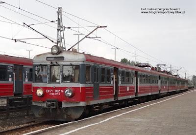 EN71-002, Przewozy Regionalne, stacja Oświęcim