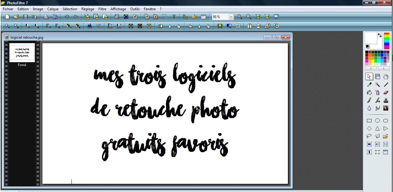 photofiltre logiciels montage retouche photo gratuit indispensable deuxaimes