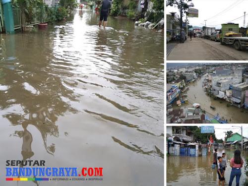 Banjir Bandung Selatan Maret 2019