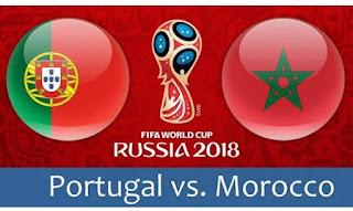 اون لاين مشاهدة مباراة البرتغال والمغرب بث مباشر 20-6-2018 نهائيات كاس العالم 2018 اليوم بدون تقطيع