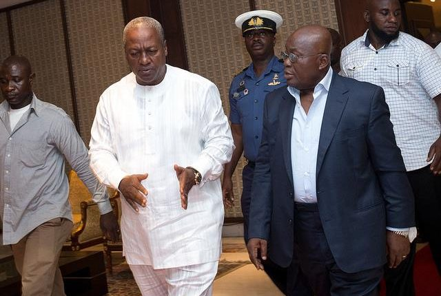 Lawlessness: Moralists have become spectators – Mahama