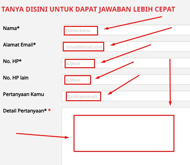 Customer Service Indosat Lewat Website Resmi Terbaru 2019