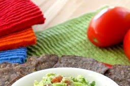 Simple Guacamole Dip Recipe